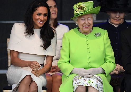 Serena Williams Gifts Duchess Meghan With The Most Practical Gift