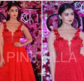 Celebrity Style,ami patel,alia bhatt,Lux Golden Rose Awards,Lux Golden Rose Awards 2017,Teuta Matoshi Duriqi