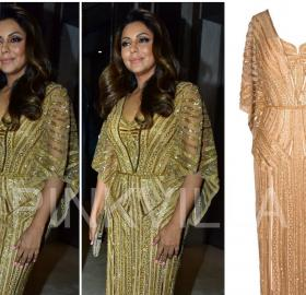 Celebrity Style,monisha jaising,Gauri Khan