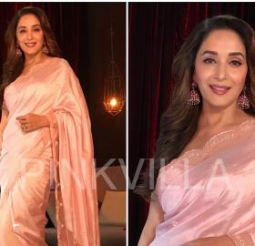 Celebrity Style,madhuri dixit,Jade by Monica and Karishma,Renu Oberoi,Mahesh Notandas,Jaipur Gems,Lux Golden Rose Awards Interviews