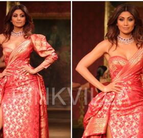 Celebrity Style,shilpa shetty,monisha jaising,ICW 2017