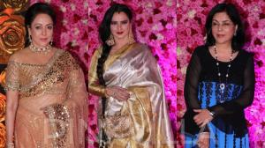 Lux Golden Rose Awards 2018 Red Carpet: Hema Malini, Rekha and Zeenat Aman look graceful and charming