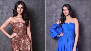 Style File : Ananya Panday and Tara Sutaria on 'Koffee with Karan'