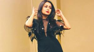 Neha Kakkar: Jinke Liye singer's obsession with black outfits knows no bounds; Check out these photos