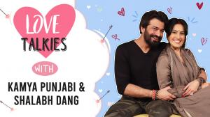 Love Talkies: Kamya Punjabi & Shalabh Dang on 2nd marriage, proposal, breaking the news to children
