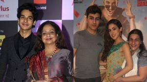 Ishaan Khatter & Neelima Azim to Ibrahim Ali Khan & Amrita Singh, mother & son duos we want to see on screen
