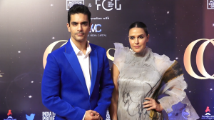Angad Bedi, Neha Dhupia, and Konkona Sen Sharma kept it stylish at the awards show
