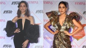 Best Of The Week: Deepika Padukone's black gown, Taimur Ali Khan's adorable smile to Anushka Sharma's outfit