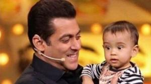 PHOTOS: Salman Khan reveals his inner child as he has fun with niece and nephews