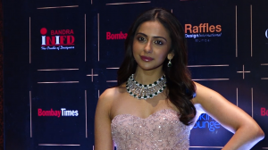 Rakul Preet Singh, Vaani Kapoor, and Daisy Shah make heads turn at MAMI 2019