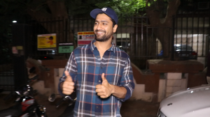 Vicky Kaushal keeps it stylish; Alia Bhatt and Ranbir Kapoor make an appearance in the city