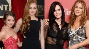 Sophie Turner & Maisie Williams to Jennifer Aniston & Courteney Cox, check out the BFFs of Hollywood