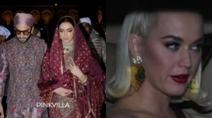 Photos of the Week: Deepika Padukone, Ranveer Singh's wedding anniversary to Katy Perry arriving in Mumbai