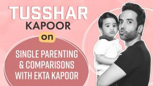 Tusshar Kapoor on single parenting, comparisons with Ekta Kapoor, missing dad Jeetendra as a child