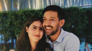 Chhapaak actor Vikrant Massey's THESE pictures with his GF Sheetal Thakur are hard to miss; Check it out