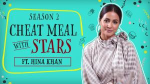 Cheat Meal Season 2: Hina Khan opens up on her fitness regime, her journey, Rocky Jaiswal and more