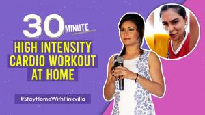 Stay at home with Pinkvilla: 30-minute high intensity cardio workout at home
