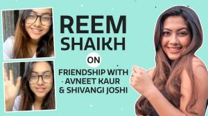 Reem Sheikh is all praises for Avneet Kaur and Shivangi Joshi, says, 'miss Tujhse Hai Raabta'