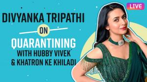 Divyanka Tripathi on doing a negative character, spending time with Vivek and meeting Karan Patel's daughter
