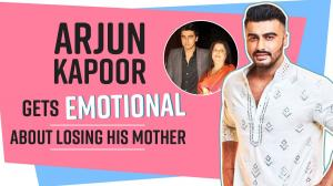Arjun Kapoor on nepotism, losing his mom & standing by Boney, Janhvi & Khushi during Sridevi's death