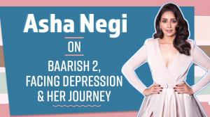 Baarish 2 star Asha Negi on liplock scene, facing depression, from fumbling to becoming a good actor