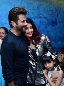 Aishwarya Rai Bachchan is all smiles at Fanney Khan's special screening