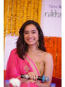 Shraddha Kapoor made a stylish appearance at an event