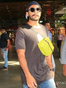 Ranveer Singh proved his love for luxurious accessories with his Louis Vuitton bag; See THROWBACK Photos