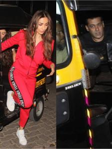 From Malaika Arora to Salman Khan, here's a look at celebrities who were spotted using public transport