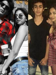 Shah Rukh Khan to Malaika Arora, here's the list of celebs who spilled beans about their kids' Bollywood plans