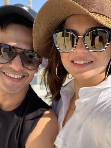Drashti Dhami and Neeraj Khemka's romantic pics speak volumes about their love; Check it out