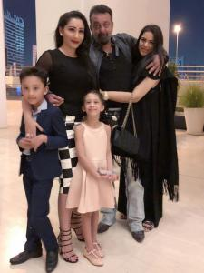 Happy Birthday Sanjay Dutt: Check out the actor's special moments with his wife Maanayata and kids
