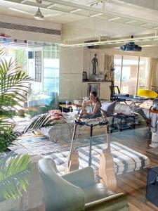 Hrithik Roshan: Inside the Greek God's lavish sea facing apartment that is no less than a dream