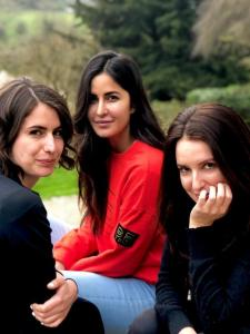 PHOTOS: Katrina Kaif's strong bond with her sisters will make you go & hug your siblings; Check it out