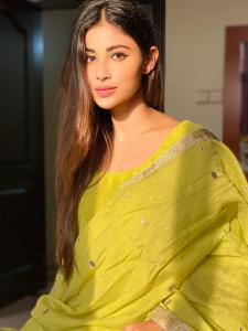 Mouni Roy: Take a look at PHOTOS that take you inside the actress' luxurious home in the city of dreams