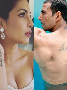 From Priyanka Chopra Jonas to Akshay Kumar: Check out THESE celebrities who got inked