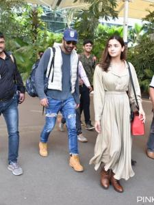 Ranbir Kapoor & Alia Bhatt Airport Diaries: Check out the star couple's best stylish moments