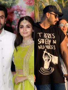 Ranbir Kapoor & Alia Bhatt to Malaika Arora & Arjun Kapoor, Bollywood couples who went on a romantic getaways