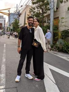 Sonam K Ahuja and Anand S Ahuja's romantic travel pics will urge you to go on a vacation with your partner