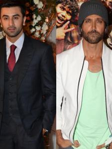 Ranbir Kapoor to Hrithik Roshan, list of Bollywood actors we would love to see opposite South actresses