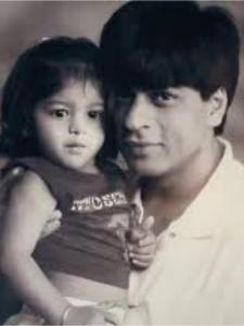 Suhana Khan's rare childhood pictures prove she was born to be a star; Check it out