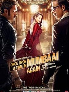 Once Upon Ay Time In Mumbai Dobaara!
