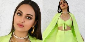 Sonakshi Sinha in Arpita Mehta; Yay or Nay?