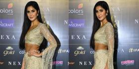 Katrina Kaif's green carpet look has left us CONFUSED; Find out more