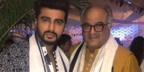 Arjun Kapoor feels his mother would have wanted him to be with Boney Kapoor when Sridevi passed away