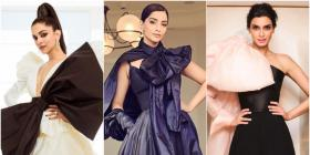 "Deepika Padukone, Sonam Kapoor Ahuja, Diana Penty: Celebrities and their ""bow"" affairs at Cannes"