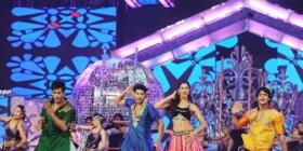 Nargis Fakhri's Performance at Miss India Finale with Karan Wahi, Karan Tacker and Gurmeet Choudhary