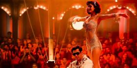Salman Khan and Disha Patani look dazzling as circus artists in a new still from Bharat's song Slow Motion
