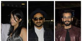 Airport Diaries: Vir Das, Karan Tacker and Ekta Kapoor get papped!