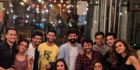 Sanaya Irani hosts a special screening of Ghost for Barun Sobti, Drashti Dhami & other friends; See Pic